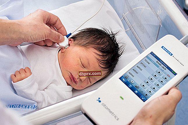 Test di screening neonatale per la fibrosi cistica