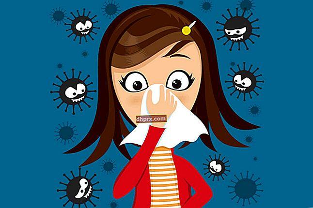 Raffreddore comune - influenza